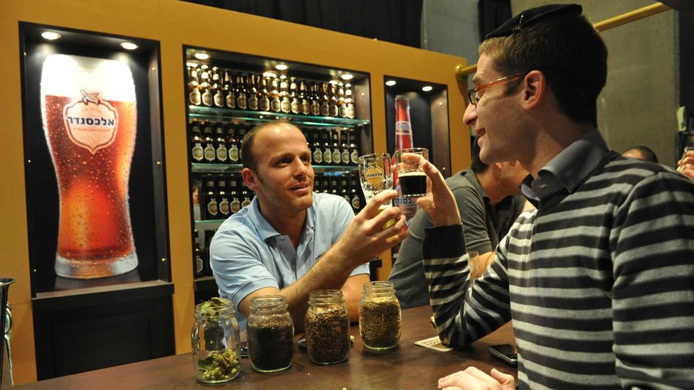 Alexander Israeli brewery