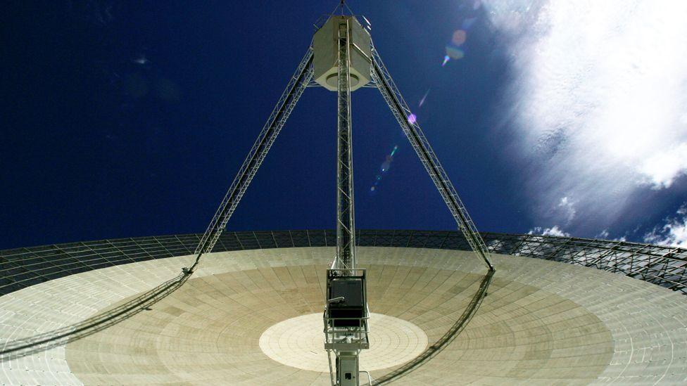 Parkes radio telescope (Copyright: Getty Images)