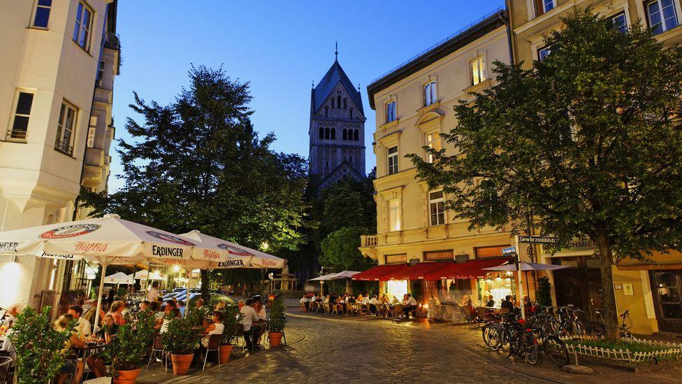Munich in THE 10