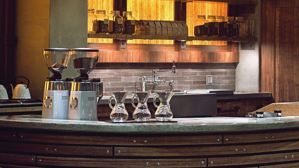 Coava Coffee Roasters, East Portland, US
