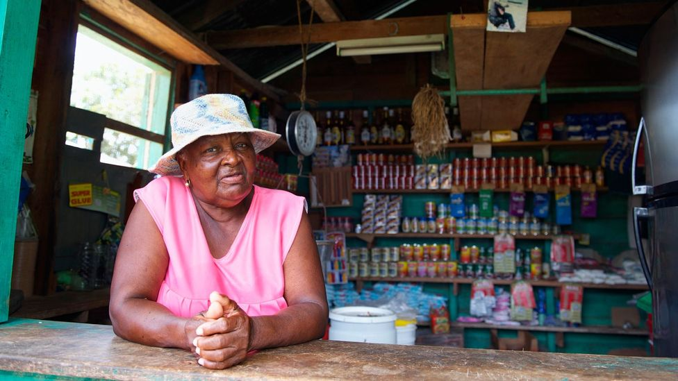 A thriving Afro-Caribbean community