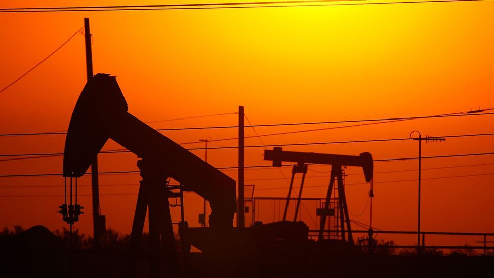 Our planet is dependent on oil, and as a result countries and companies are searching for more and more natural resources to extract. (Copyright: Getty Images)