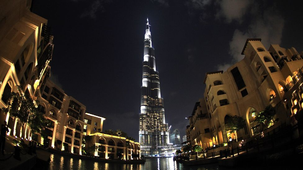 More than 350 skyscrapers have been constructed since 1999, the current tallest building is the Burj Khalifa in Dubai at over 160 storeys high. (Copyright: Getty Images)