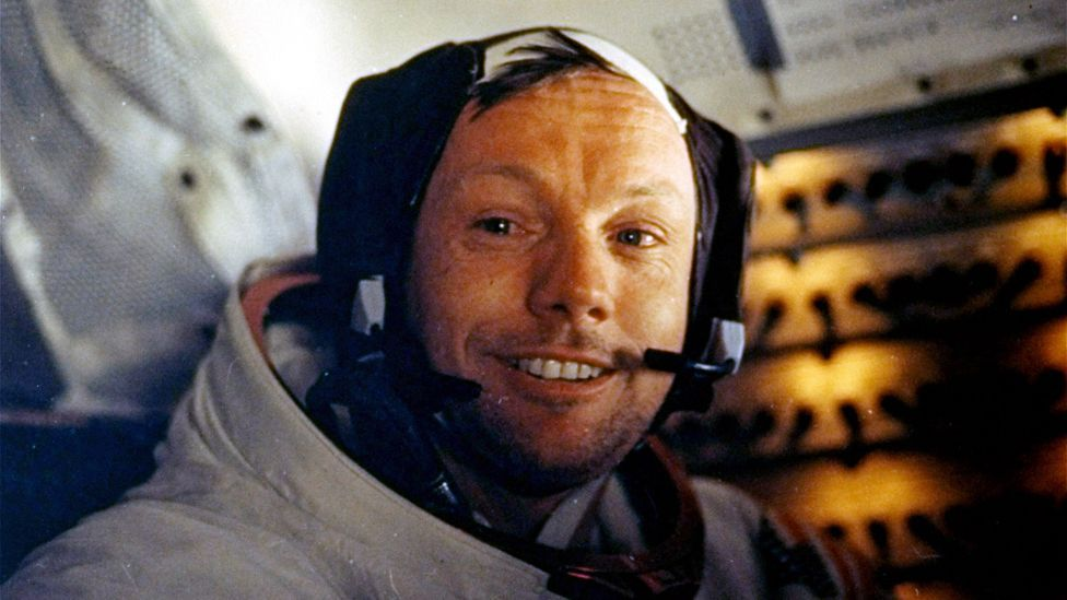Former US astronaut Neil Armstrong, the first human to set foot on the moon, died at the age of 82 in August following heart surgery. (Copyright: AP/Nasa)