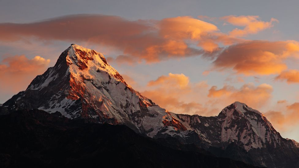 Sunrise over Annupurna South (Copyright: Thinkstock)
