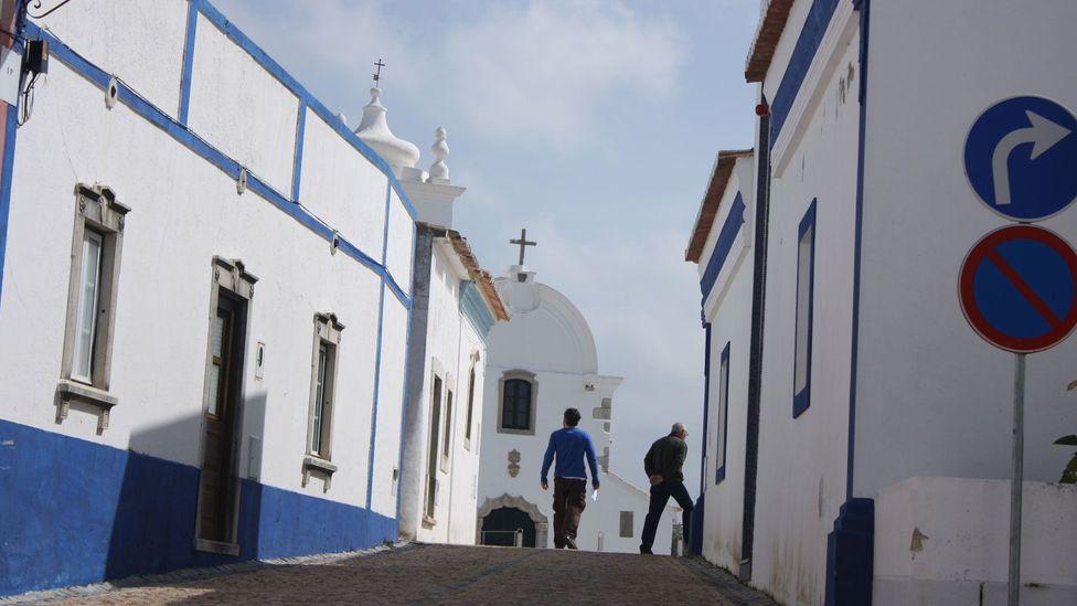 The quiet village of Querença offers a dose of understated Algarvian charm. (Bridget Gleeson)