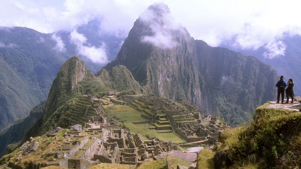 Peru's Machu Picchu, discovered 100 years ago by Hiram Bingham III. (BBC)