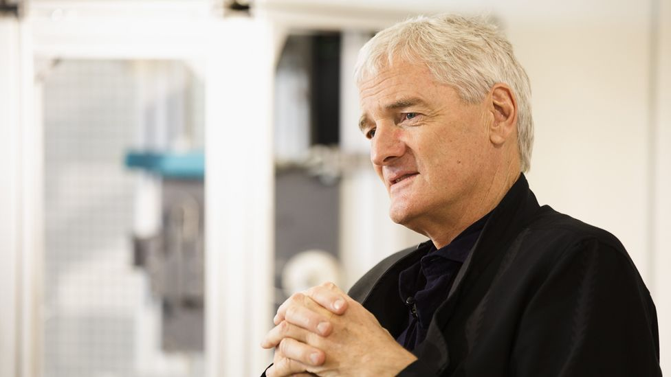Sir James Dyson's empire was built on the success of the G-Force vacuum cleaner, the first to use the bagless cyclone technology to minimise clogging. (Copyright: Dyson)