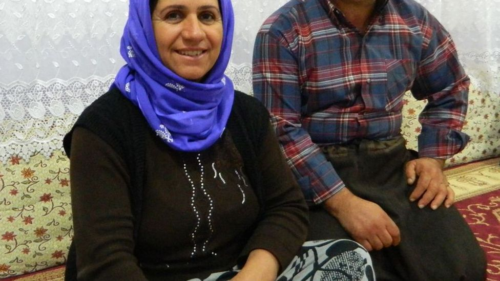 Hilal and Pero Silva Turkey
