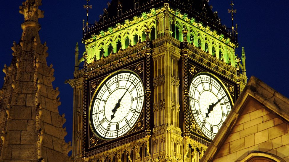 London, Big Ben, Elizabeth Tower, England, United Kingdom, clock, clock tower