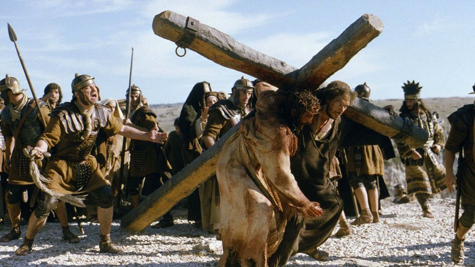 Mel Gibson's The Passion of the Christ sparked accusations of anti-Semitism and was banned in some countries - but it still grossed over $600m at the box office. (Rex Features)