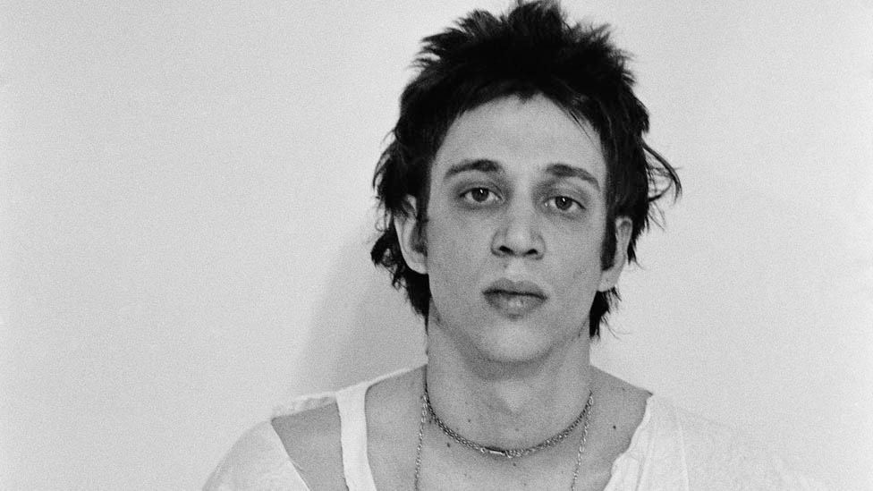 Punk icon Richard Hell was among the first to wear ripped clothes. The look was adopted by designers to create the deconstructed look. (Kate Simon)