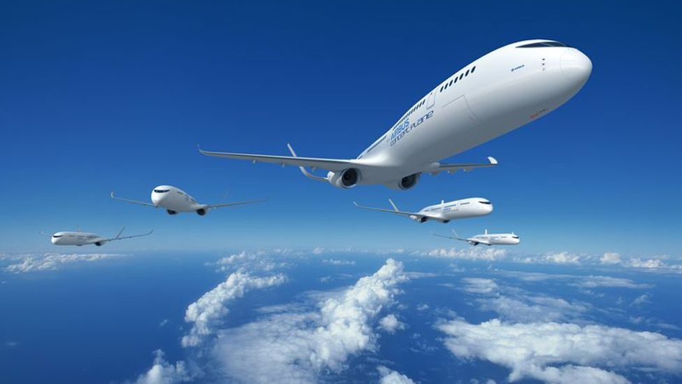 Aviation experts and manufacturers see a future when passenger planes become increasingly automated and eventually no longer need pilots. (Copyright: Airbus)