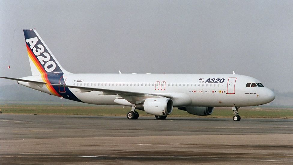 The Airbus A320 was the first craft to fly with digital fly-by-wire controls in 1987. Since then onboard electronics have become ever more sophisticated. (Copyright: Getty Images)