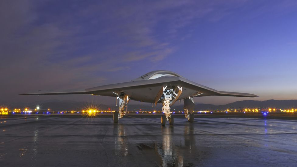 But drones are becoming more sophisticated. The US Navy's prototype X-47B can fly missions from an aircraft carrier with minimal pilot intervention. (Copyright:  Northrop Grumman)