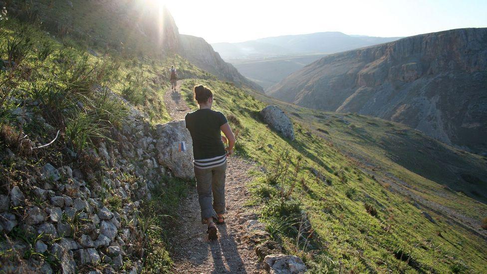 Mount Arbel, Israel. (David Landis)