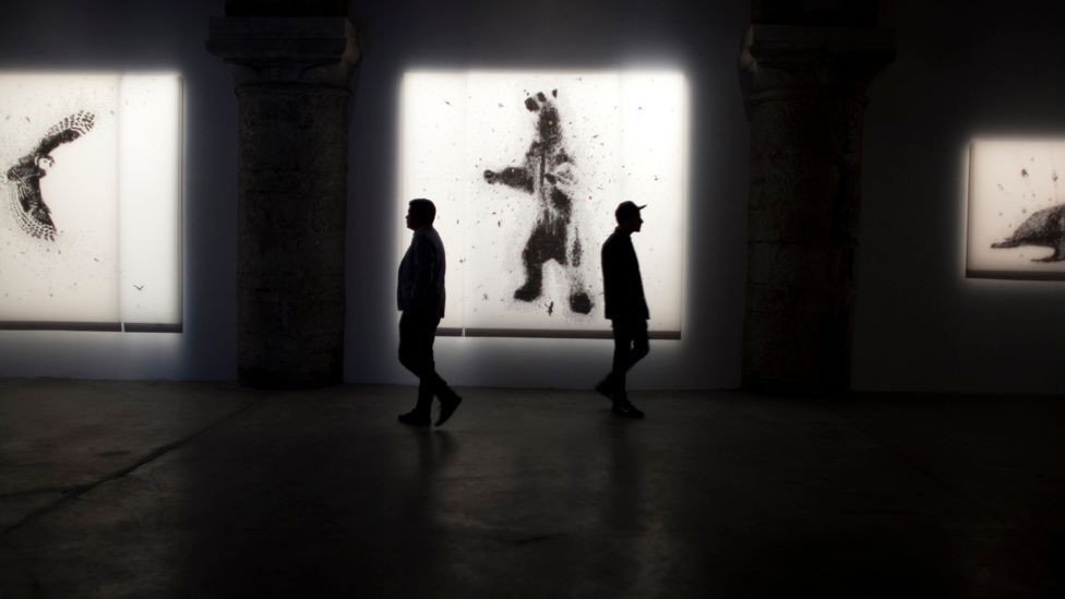 The Bahamas, hosts its first ever pavilion at the Venice Biennale this year, presenting a multi-sensory installation by Tavares Strachan. (La Biennale di Venezia)