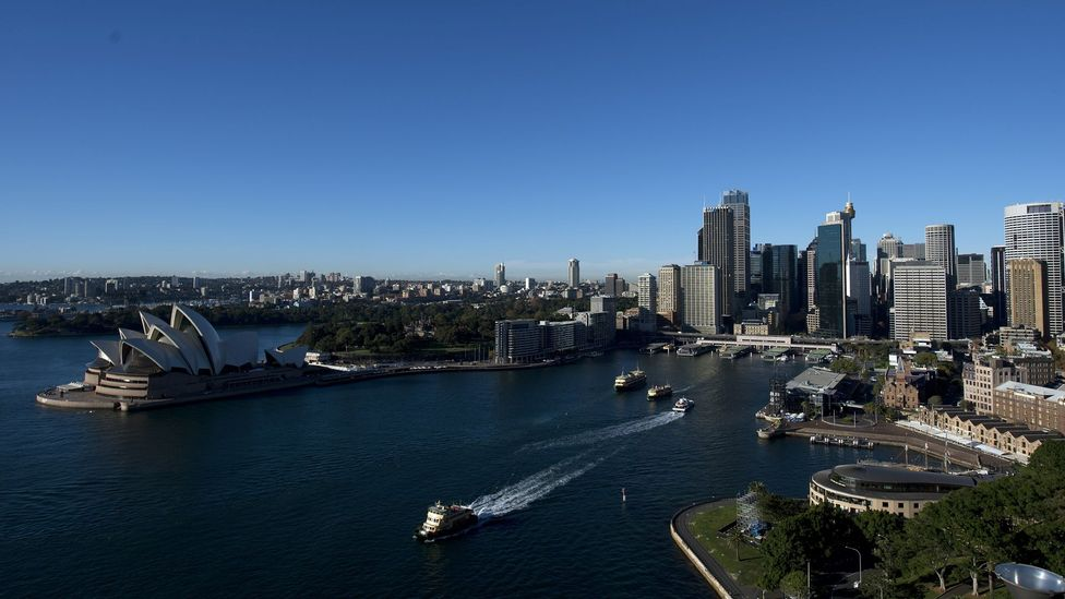 Strong immigration growth and low interest rates are driving property prices in the investor-friendly Sydney, Australia real estate market. (Saeed Khan/Getty Images)