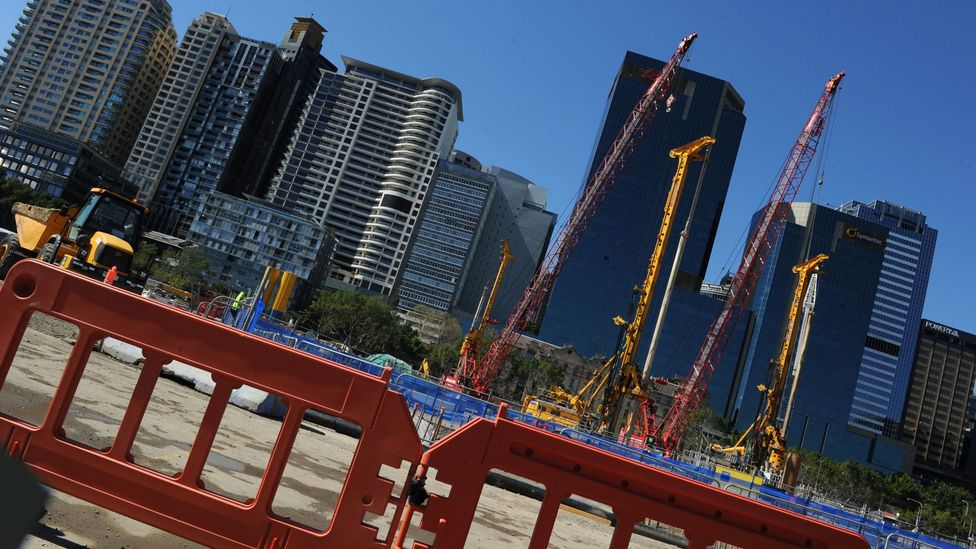 Home prices in Sydney increased 3.6% year-over-year in the first quarter of 2013. New construction could help ease tight supply. (Romeo Gacad/Getty Images)