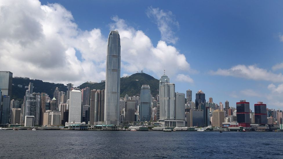 Home prices in Hong Kong, where supply is short, have doubled since 2008. In some cases, the same homes are bought and sold two or three times per day. (David Rogers/Getty Images)