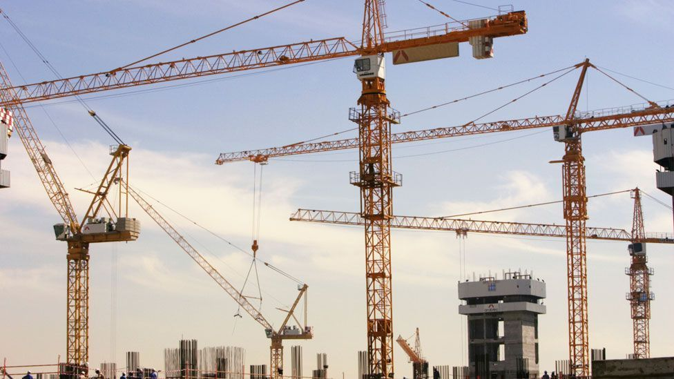 The urban construction boom is causing flooding and erosion, as sand is mined and rivers are dredged to provide building materials. (Copyright: Thinkstock)