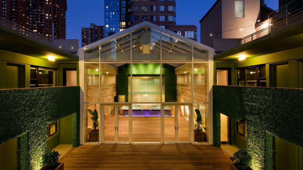 New York Manhattan Hell's Kitchen hostel