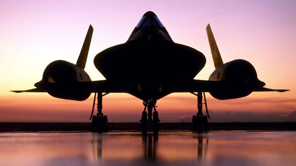 Lockheed Martin SR-71 (Copyright: Lockheed Martin)