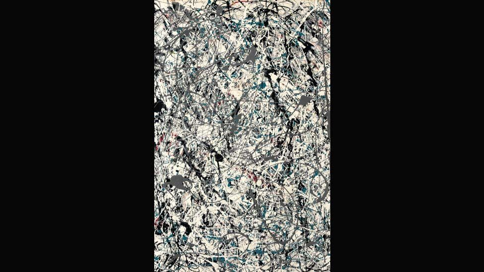 A 1995 investigation by UK newspaper The Independent linked the CIA to the promotion of works by Abstract Expressionist artists including Jackson Pollock. (Photo: AP Photo)
