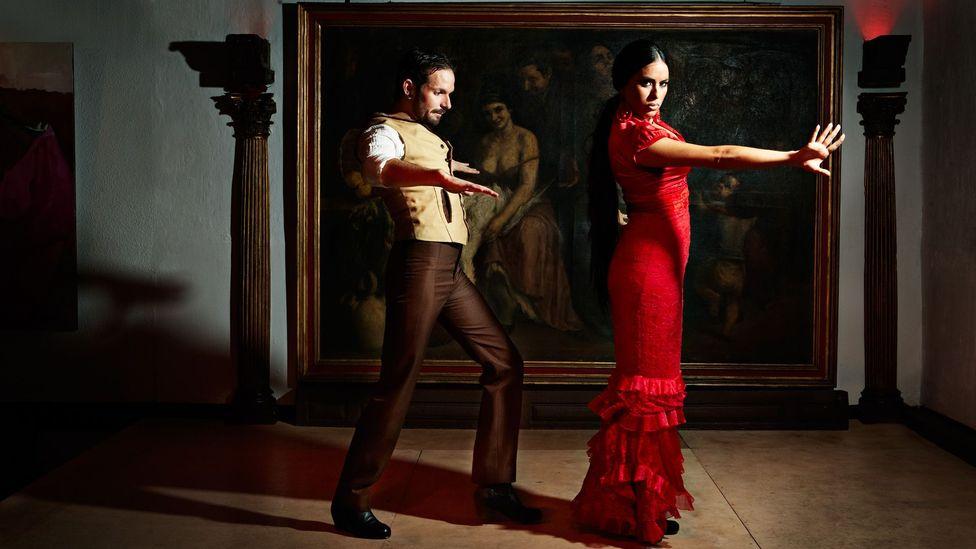 Madrid, Spain, Flamenco