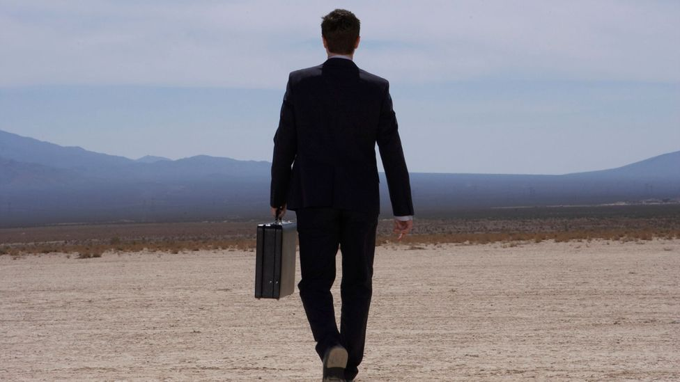 If Gen X workers are overlooked, they may just walk away. (Stockbyte)