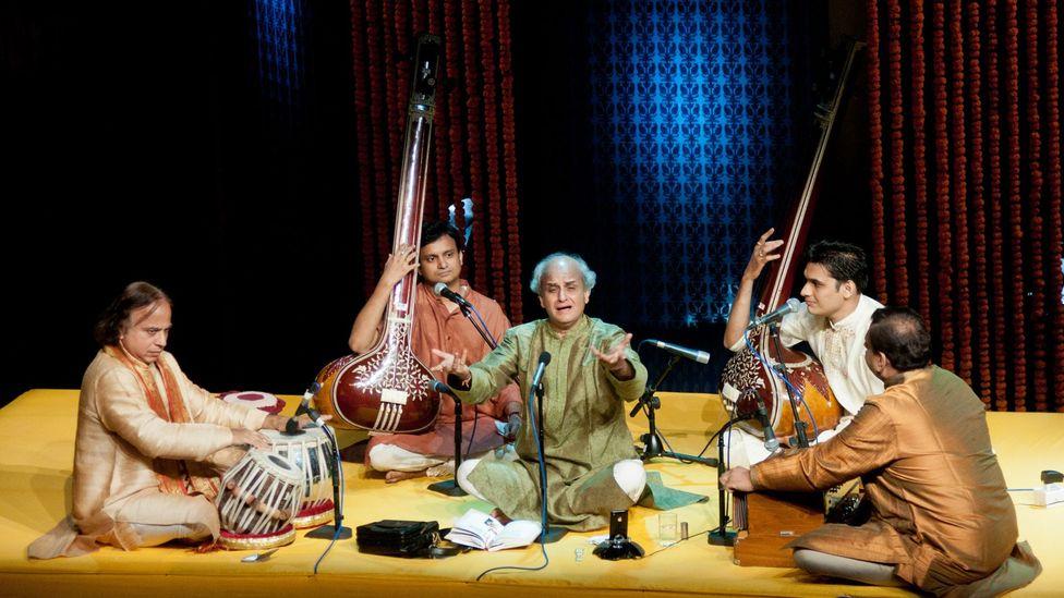 Ulhas Kashalkar Mumbai's National Centre for Performing Arts