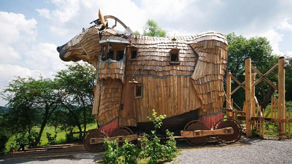 A Trojan horse in Belgium