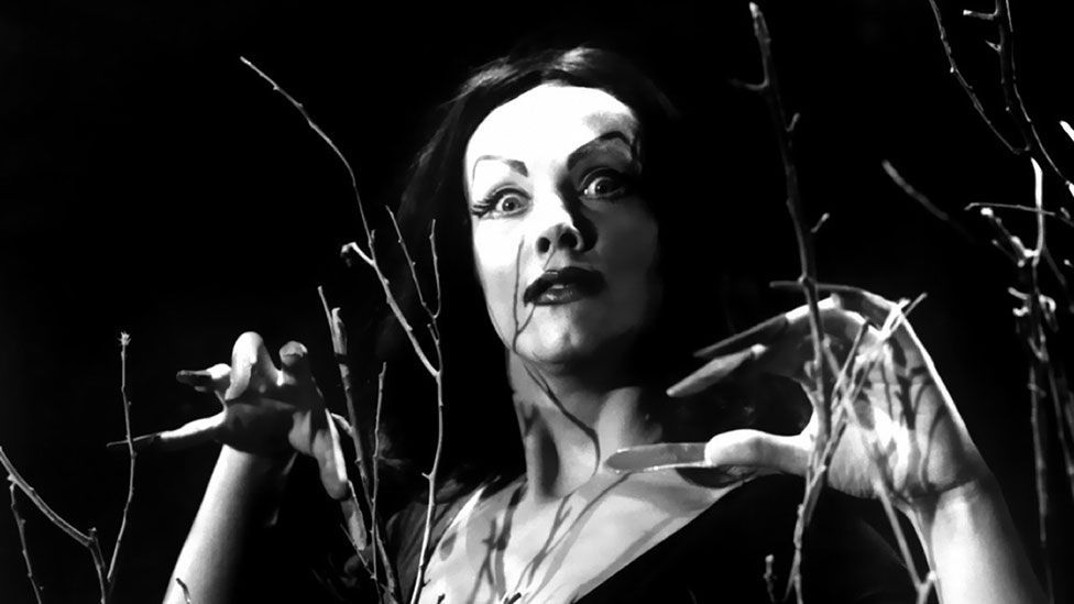 Ed Wood's low-budget films genre films are classics of the bad movie cannon, with 'masterpieces' like Plan 9 from Outer Space and Glen and Glenda. (Valiant Pictures)
