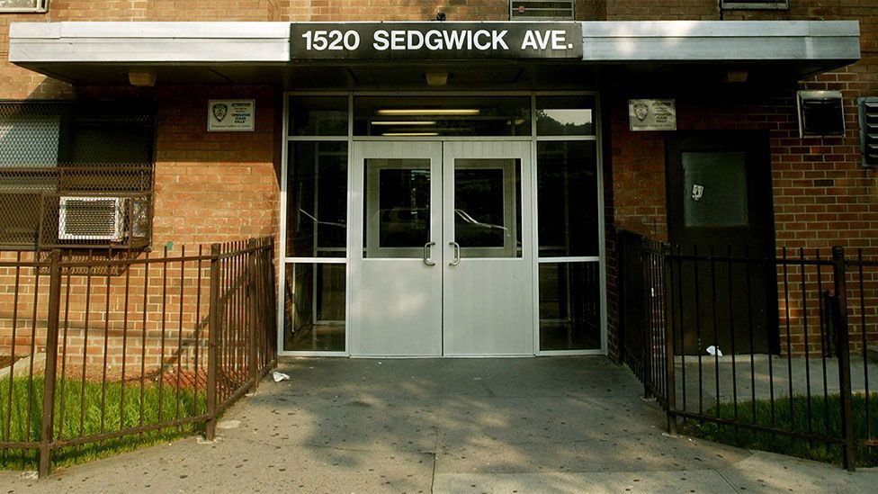 The exterior of 1520 Sedgwick Avenue in the west Bronx, where the Campbells held the first hip hop party. (Photo: Getty Images)