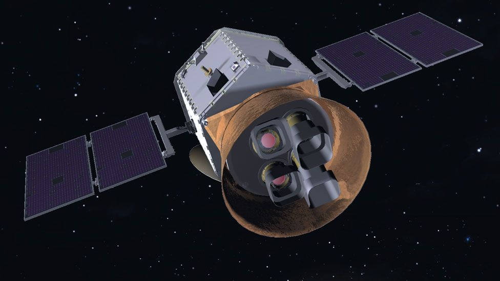 In April this year, Nasa said it will launch Tess, the Transiting Exoplanet Survey Satellite, which will track planets in a similar manner to Kepler. (Copyright: Tess)