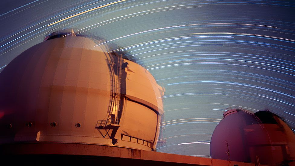 E-ELT's mirror is three times the diameter of Keck 1 and Keck 2 in Hawaii, so the hope it will spot Earth-like planets up to 20 light years away. (Copyright: Science Photo Library)
