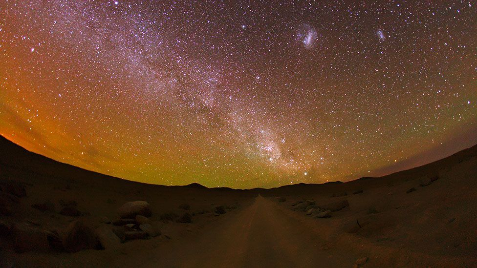 Cerro Armazones in Chile's Atacama Desert is the site for the European Extremely Large Telescope, which will be the world's largest telescope. (Copyright: Science Photo Library)