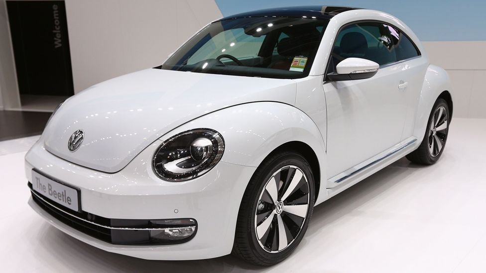 The Beetle story doesn't end there; since 1998, a new version of the Beetle based on VW's Golf has kept the spirit of the German classic alive. (Getty Images)