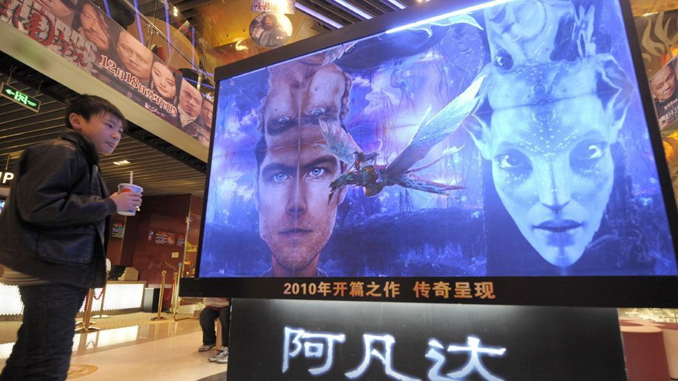 The question is whether increasing use of computer-generated images of people, like in the film Avatar, will make us more accustomed to human like robots. (Copyright: Getty Images)