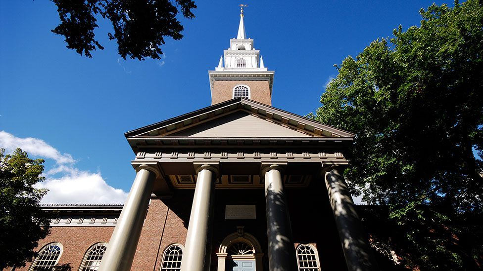 Harvard University has been at the forefront of many of Boston's tech innovations, including the founding of social media giant Facebook. (Copyright: Getty Images)