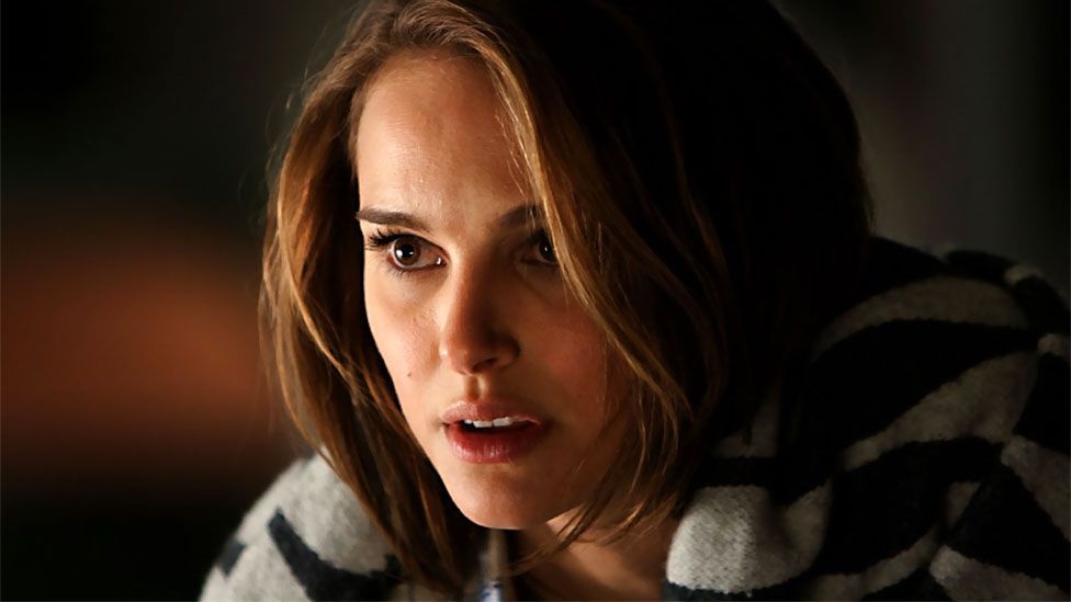 Oscar-winning actress Natalie Portman has become a superhero starlet with her role as Jane Foster in 2011's Thor. (Paramount Pictures)