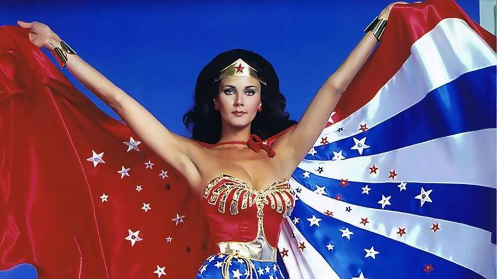 DC Comics' Wonder Woman was a huge TV hit in the 70s (starring Linda Carter) but the character has yet to make it to the big screen. (Warner Bros Television)