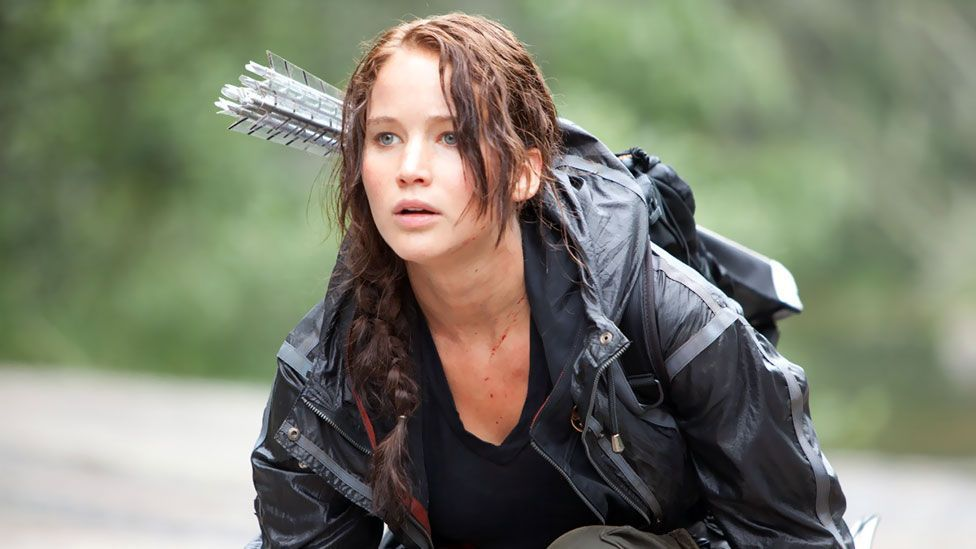Jennifer Lawrence's leading role in The Hunger Games has shown epic stories with strong female characters can be box office gold. (Lionsgate)