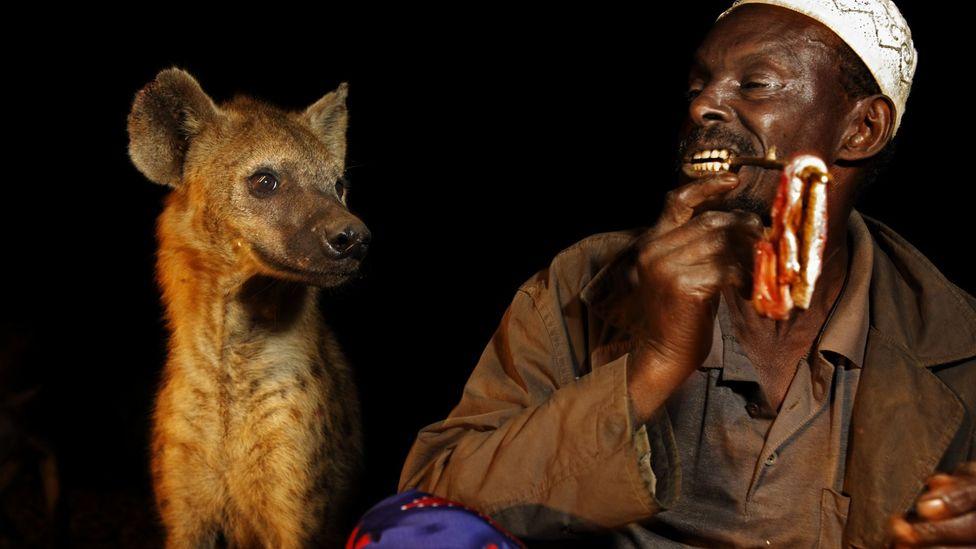 The hyena men of Harar