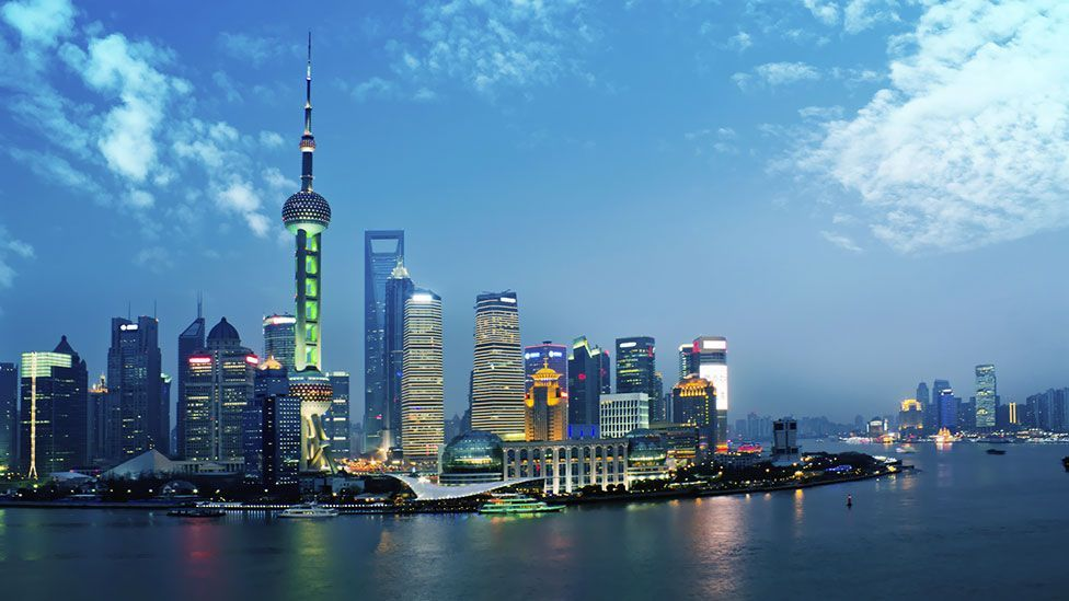 Shanghai's glittering Pudong district will be the site of a 29 sq m free trade zone, allowing Christie's to bring in works of art for sale without paying import tax.  (Thinkstock)