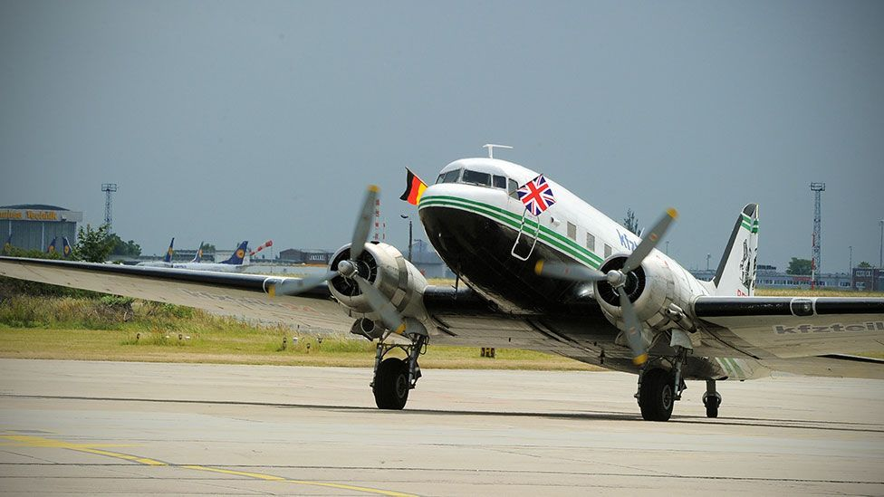 Dozens of DC-3s remain in service, with some even carrying on as airliners on scheduled services to this day. (AFP/Getty Images)