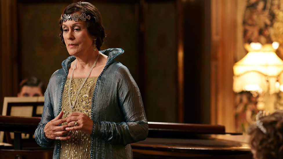 Pop culture has not just influenced opera. With Dame Kiri Te Kanawa appearing in Series 4 of Downton Abbey – will the influence work the other way? (ITV)