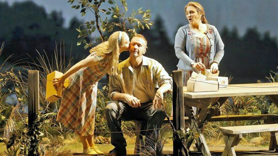 The San Francisco Opera and composer Tobias Picker gave the Stephen King novel Dolores Claiborne an operatic overhaul. (Cory Weaver, San Francisco Opera)