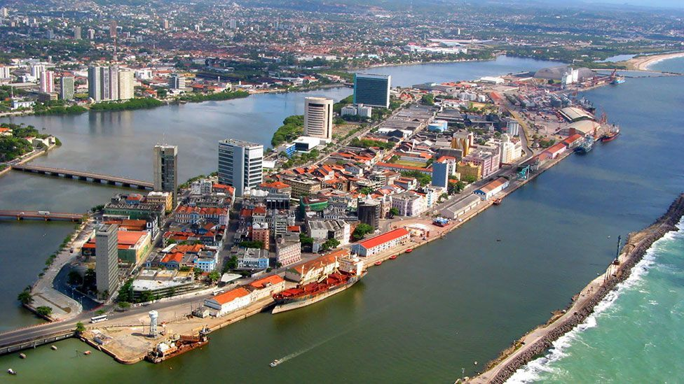 Recife, capital of Pernambuco state in north-east Brazil, has emerged as one of the country's biggest tech hubs since 2000. (Copyright: Porto Digital)