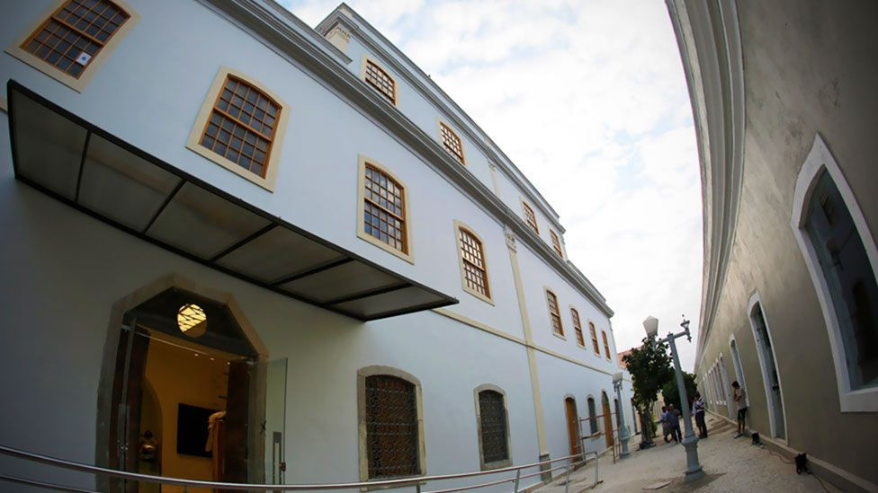 Instead of being located in the outskirts of the city, Recife's tech centre is located in one of the most historic districts. (Copyright: Porto Digital)